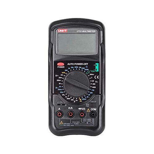 UNI-T Digital UT 53 multimeter, meetinstrument MIE0016/UT53