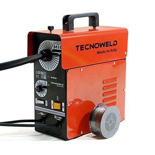 Proweltek PR1216 lasapparaat MIG zonder gas, 95A