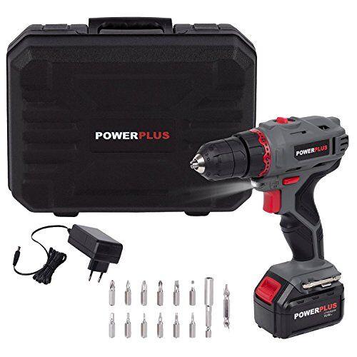 POWER plus Powerplus accuschroevendraaier boorschroevendraaier 14,4 V Li-Ion