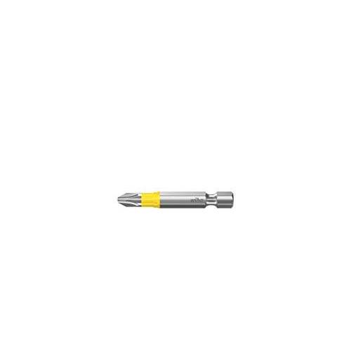 Wiha Bits, Y-bit PH3, 50 mm, 5 stuks in een doos, voor het schroeven van schroeven in Y-vorm
