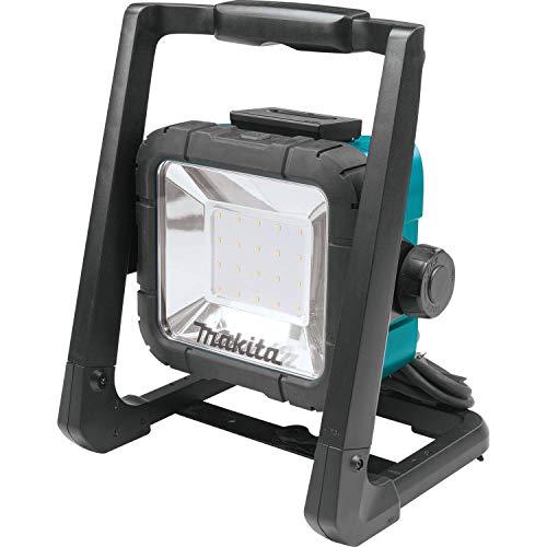 Makita DML 805 LED-bouwspots Single Size zwart, turquoise
