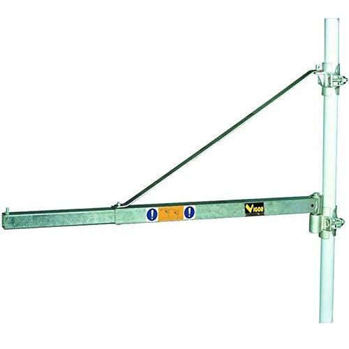 VUEMME 49732-15 Montagearm elektrisch hoist accessoire elektrische hoist accessoires (montagearm, roestvrij staal, metaal, rond)
