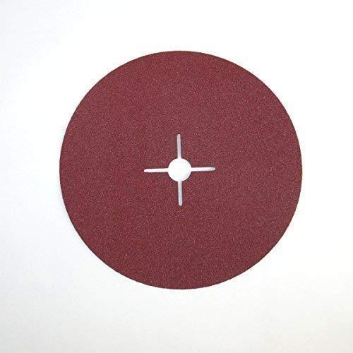 ECKRA Fiberschijven  Ø 230 mm 25 stuks P 24 glasvezel slijpschijven slijpschijven