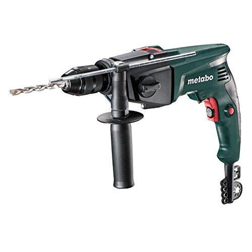 Metabo 600841000 klopboormachine SBE 760 (automatische boorhouder) 760W, groen, 0, 600841000