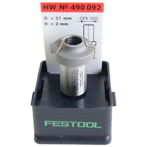 Festool 490092 HW afrondfrees HW R2 OFK