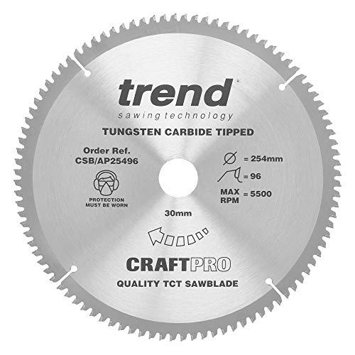 TREND CSB/AP25496 Ambachtelijke Blade TCP 254 X 96T X 30