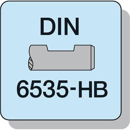 Ruko 131003 boorset, 3-delig, 1 boor, 1 stuk
