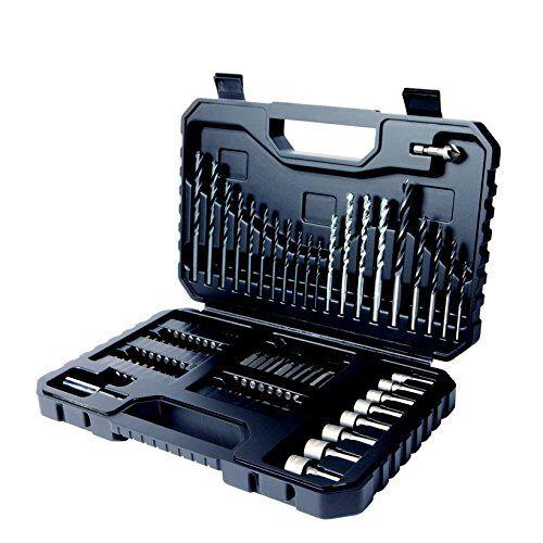 Black & Decker Boren en schroevendraaier Bit Set 80 Stuk