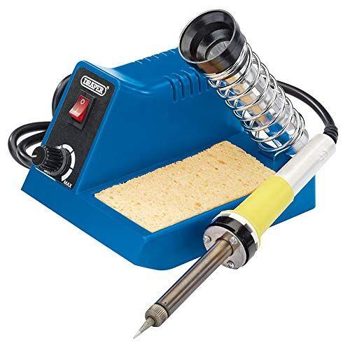 Draper si400 soldeerstation set, blauw