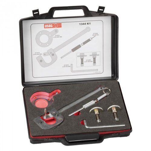 USAG 1344 K1 Timing Tool Set voor Alfa/Fiat/Lancia/Opel/Suzuki/Ford