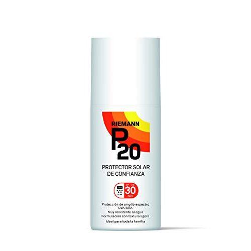 P20 zonwering SPF 30. 200ml Regulable