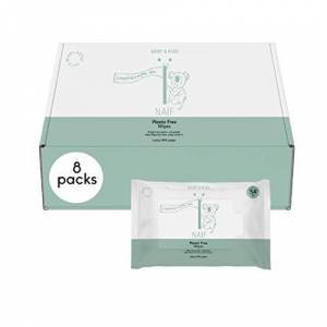 Naïf Natuurlijke Plasticvrije Billendoekjes Box