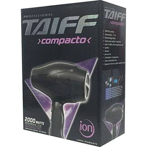 TAIFF Haardroger rood – 400 g