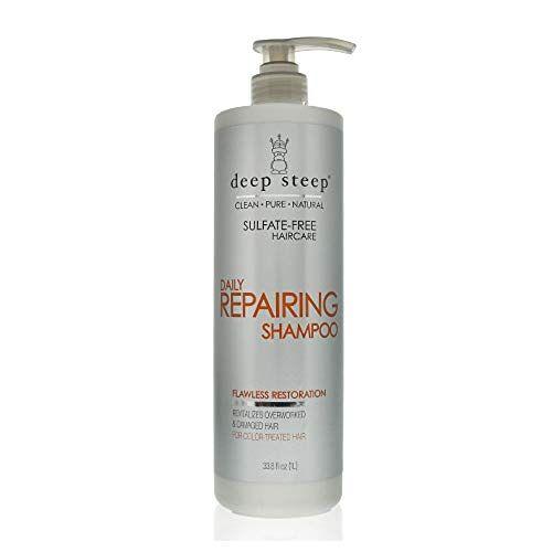 Deep Steep Dagelijkse reparatie Shampoo, 1 liter