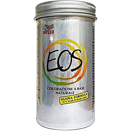 WELLA Eos kleuring op plantaardige basis Vii Chili verzorgingsproducten, 165 g