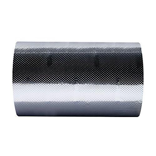 Hair Grip HairGrip Plus- eerste anti-slip aluminiumfolie 11 cm 75 m antislip aluminiumstrengen folie extra scheurvast 11 cm 75 m