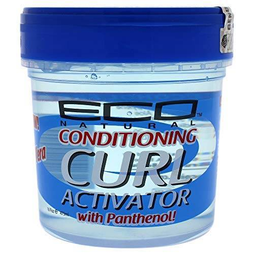 ECO Curl Activator Aloë Vera Gel 473 ml