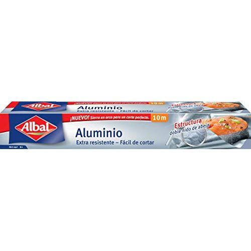 Albal aluminium rol 10 m