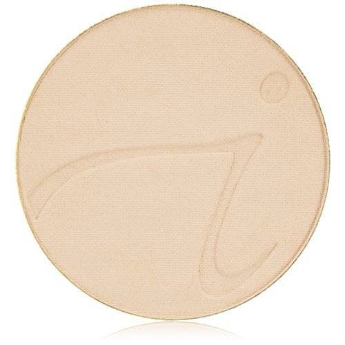 Jane Iredale Pressed Gezichtspoeder Refill, Light Beige, per stuk verpakt (1 x 9,9 g)