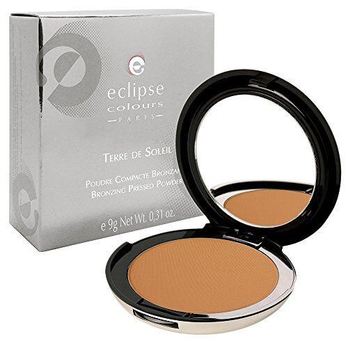 ECLIPSE 3509162202354 Poudre Compacte bronzen bronzen bronzen geperst poeder terre de soleil, per stuk verpakt (1 x 6 g)