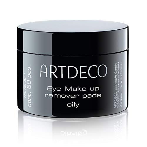 Artdeco Oogmake-up remover pads olie, 1 x 60 stuks