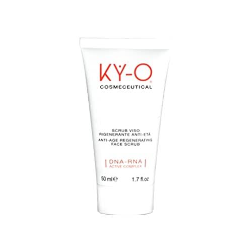 KY-O Cosmeceutical Exfoliërende Gezichtslotion