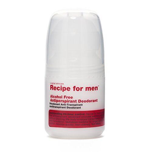 Recipe for Men Deodorant deodorant roll-on