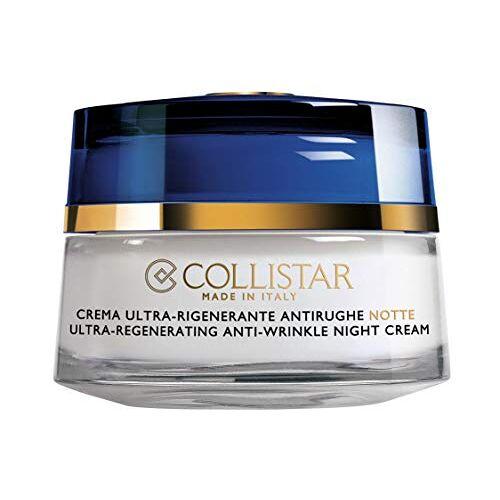 Collistar Anti-Age ultra regenererende nachtcrème gezichtsverzorging 50 ml