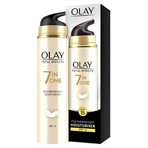 Olay Anti-Veroudering Hydraterende Crème Total Effects  SPF 15 (50 ml)