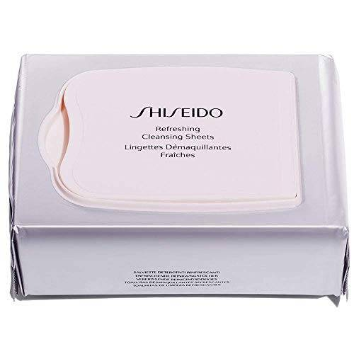 Shiseido THE ESSENTIALS refreshing cleansing sheet 30 uds