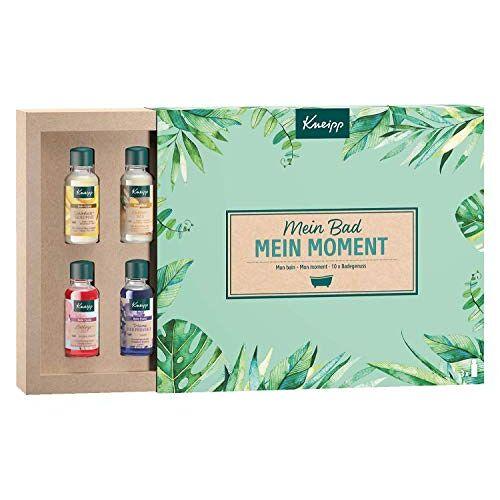Kneipp Badkamer Verzorgingsset, Geschenkverpakking, 10 x 20 ml