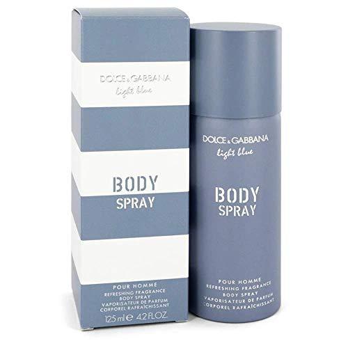 Dolce&Gabbana Dolce & gabbana Light Blue Pour Homme Lichaamsspray, 125 ml