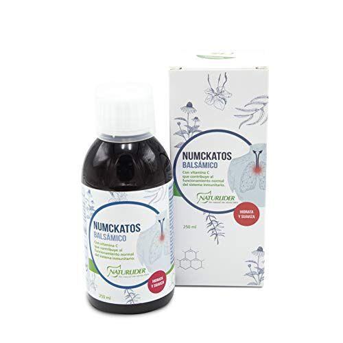 NATURLIDER Numckatos Balsamico 250 ml, per stuk verpakt (1 x 250 g)