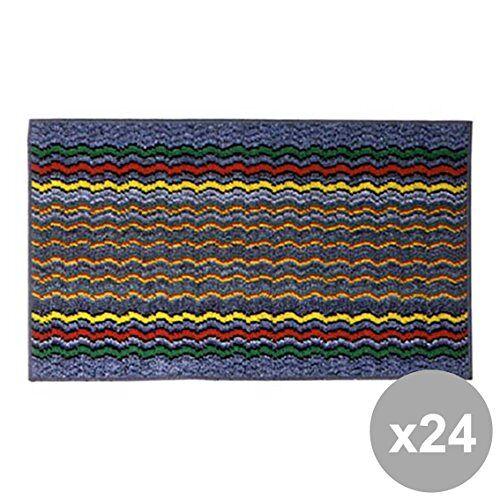 gnp Set 24 Rigatello tapijt 50 x 80 cm. Art.0645 tapijten