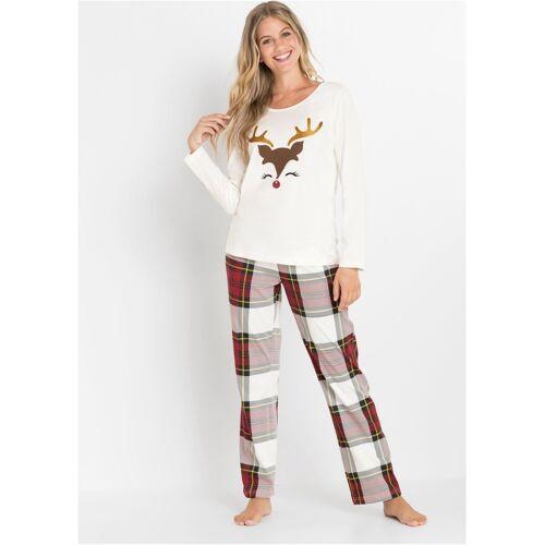 bonprix Pyjama in cadeauzakje (3-dlg.)  - Dames - Size: 56/58
