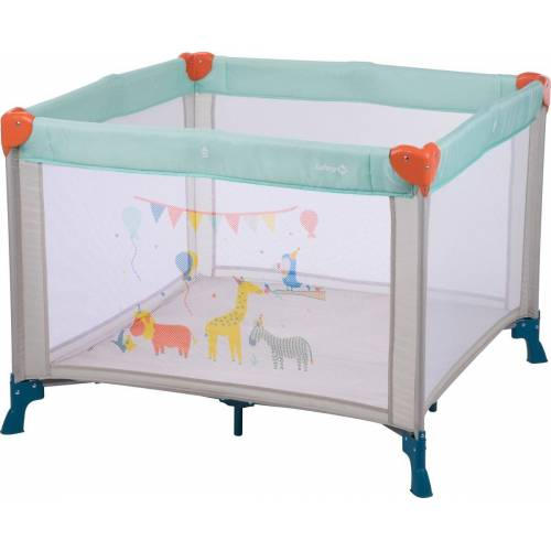 Safety 1st Circus Playpen - Campingbedje - Happy Day - Babybedje