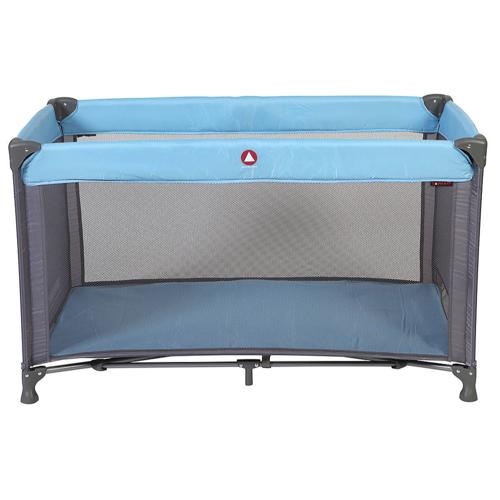 Topmark Charlie Campingbedje - Blauw - Babybedje