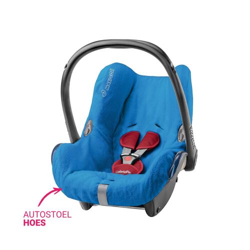 Maxi Cosi Maxi-Cosi CabrioFix Zomerhoes - Blue - Autostoel accessoires