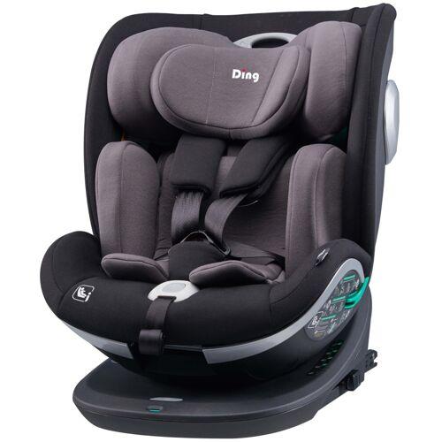 Ding Autostoel i-Size Mace - Black/Grey - Autostoelen