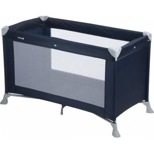 Safety 1st Campingbed Soft Dreams - Navy - Babybedje