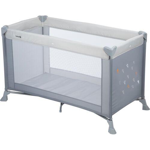 Safety 1st Soft Dreams Campingbedje - Warm Grey - Babybedje