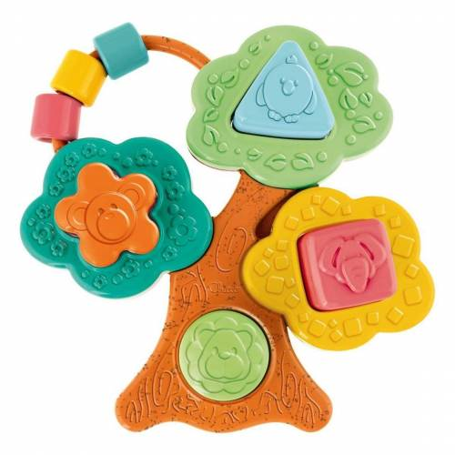 Chicco Baobab Shape Sorter ECO+ - Educatief speelgoed