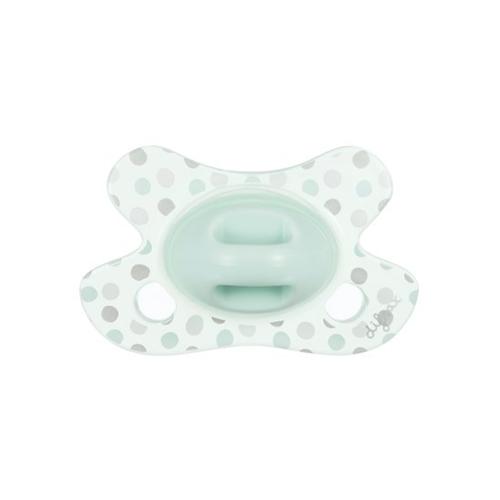 Difrax Fopspeen - Dental - Newborn - Cotton - Fopspenen