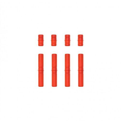 Modu Staven x8 - Red - Constructie