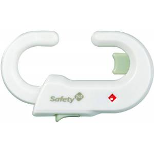 Safety 1st Kastdeur Klem - Wit - Veiligheid