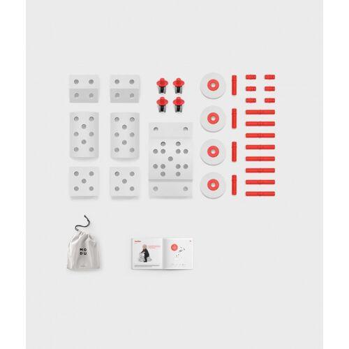 Modu Dreamer Kit - Red - Constructie