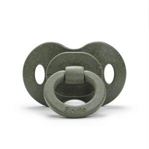 Elodie Details Bamboo pacifier 3m+ Latex - Rebel Green - Fopspenen