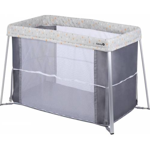 Safety 1st Globe Dreamer Campingbedje - Warm Grey - Babybedje