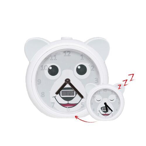 Zazu Slaaptrainer Bobbie Wit - Nachtlamp slaaptrainer