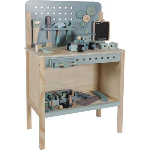 Little Dutch Speelgoed Werkbank - Houten speelgoed